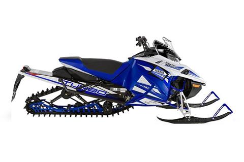 2018 Yamaha Sidewinder X-TX SE 141 in Gaylord, Michigan