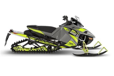 2018 Yamaha Sidewinder X-TX SE 141 in Wisconsin Rapids, Wisconsin