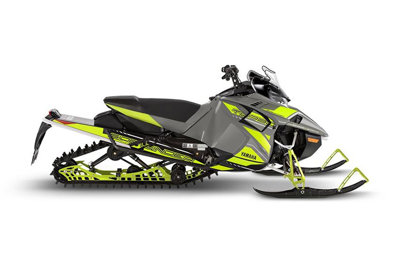 2018 Yamaha Sidewinder X-TX SE 141 in Lowell, North Carolina