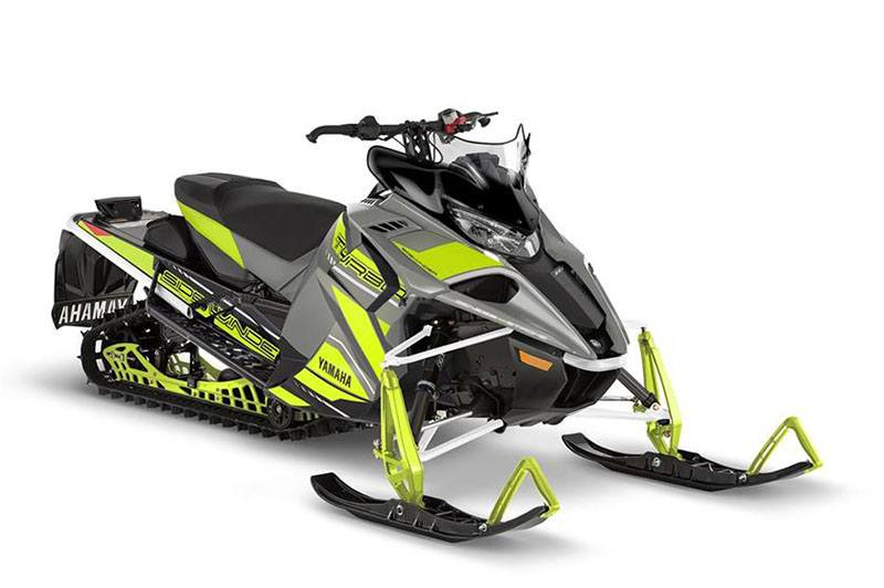 2018 Yamaha Sidewinder X-TX SE 141 in Coloma, Michigan