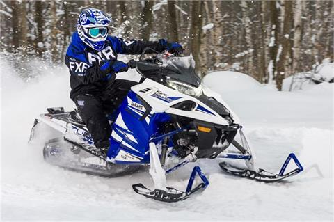 2018 Yamaha Sidewinder X-TX SE 141 in Phillipston, Massachusetts