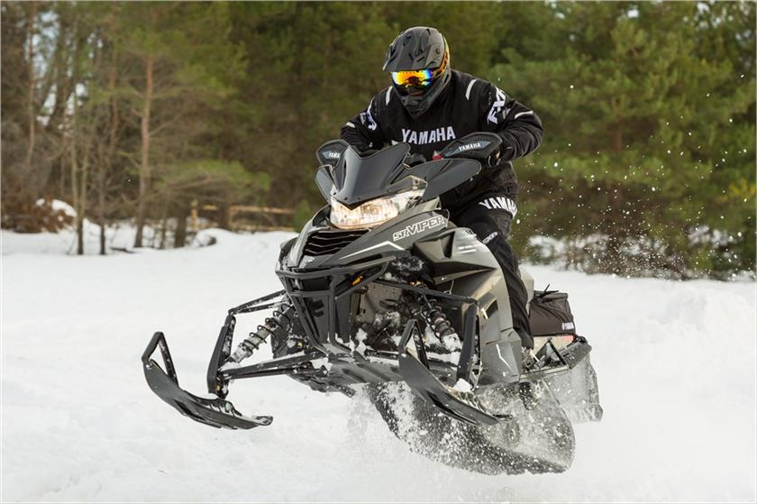 2018 Yamaha SRViper L-TX in East Tawas, Michigan