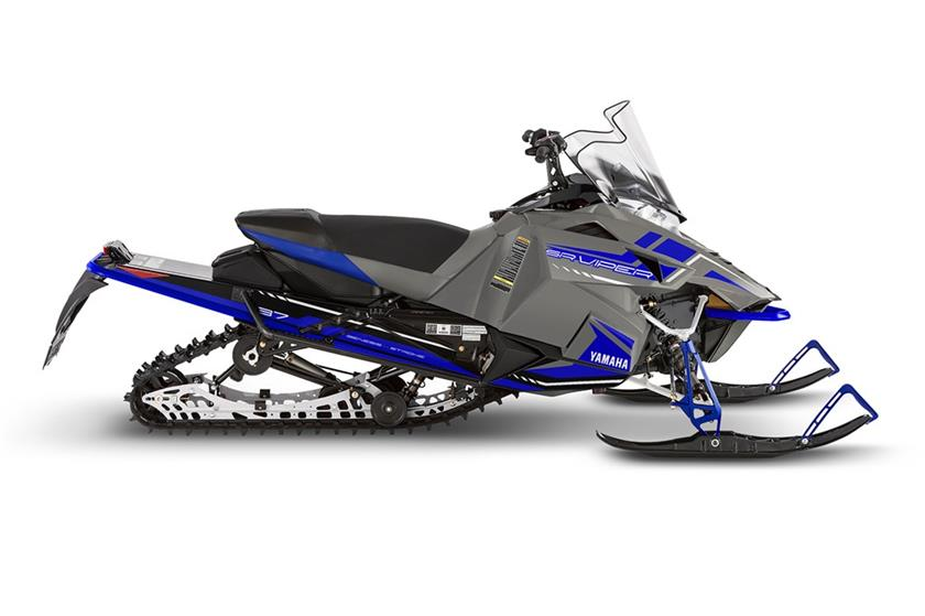 2018 Yamaha SRViper L-TX DX in Lowell, North Carolina