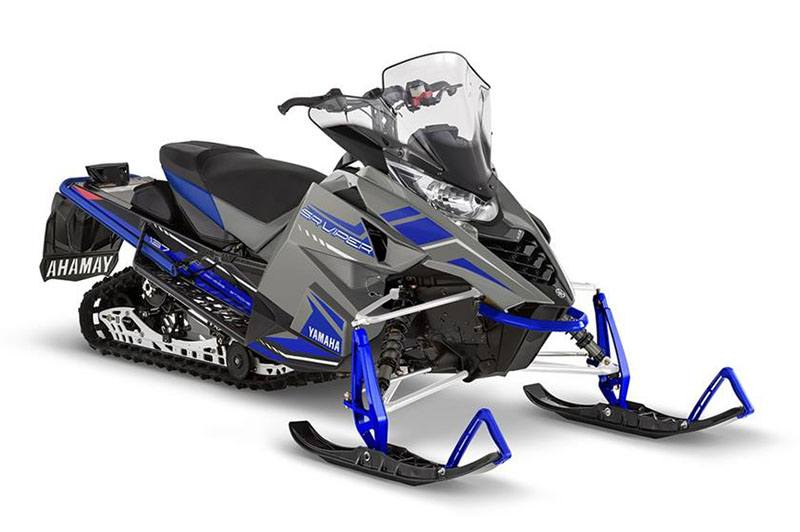 2018 Yamaha SRViper L-TX DX in Fond Du Lac, Wisconsin - Photo 2