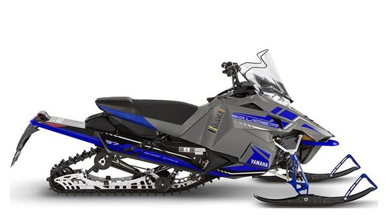 2018 Yamaha SRViper L-TX DX in Hobart, Indiana - Photo 1