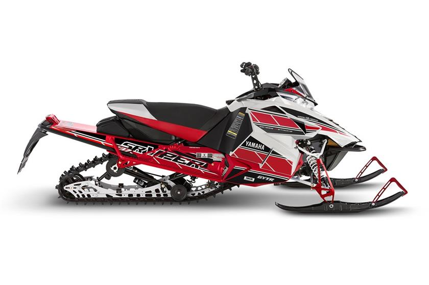 2018 Yamaha SRViper L-TX LE 50TH in Tamworth, New Hampshire