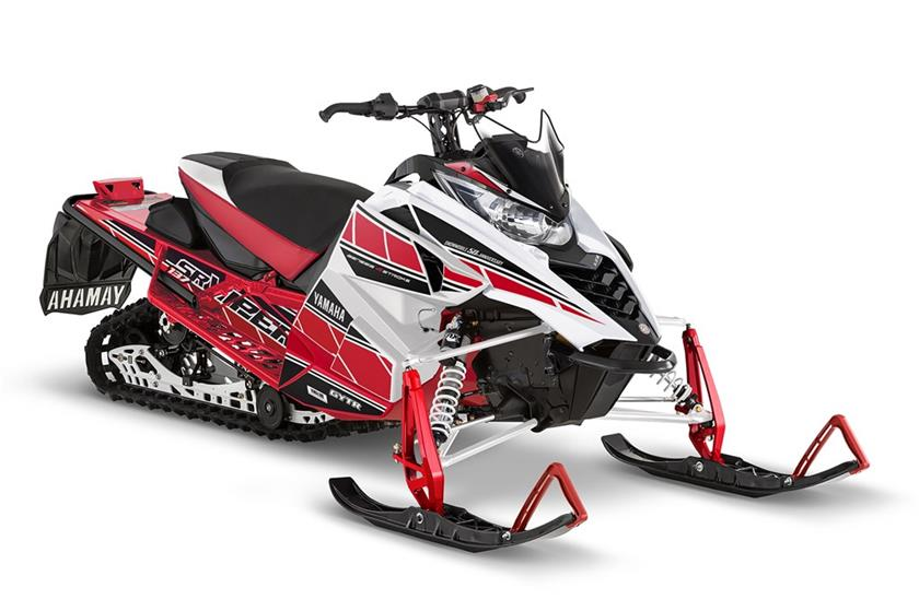 2018 Yamaha SRViper L-TX LE 50TH in Phillipston, Massachusetts