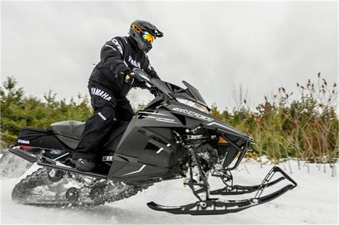 2018 Yamaha SRViper R-TX in Honesdale, Pennsylvania