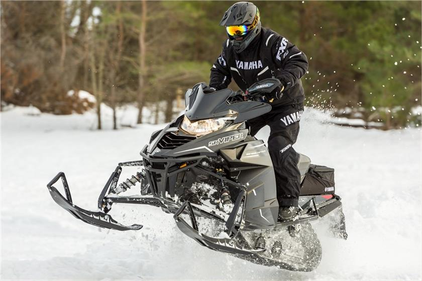 2018 Yamaha SRViper R-TX in Phillipston, Massachusetts