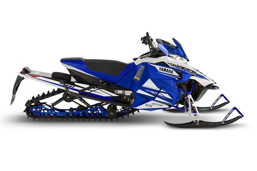 2018 Yamaha SRViper X-TX SE 141 in Tamworth, New Hampshire