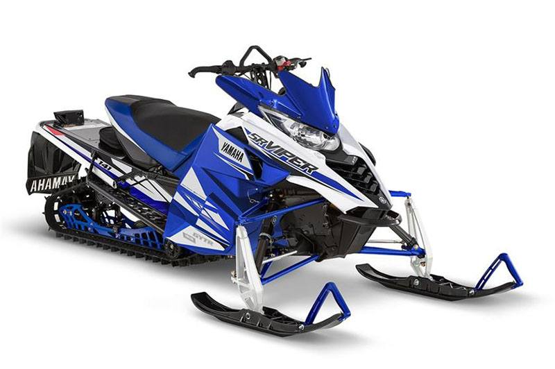2018 Yamaha SRViper X-TX SE 141 in Coloma, Michigan