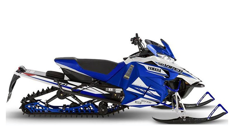 2018 Yamaha SRViper X-TX SE 141 in Hobart, Indiana - Photo 1