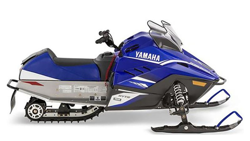2018 Yamaha SRX120 in Ishpeming, Michigan - Photo 1