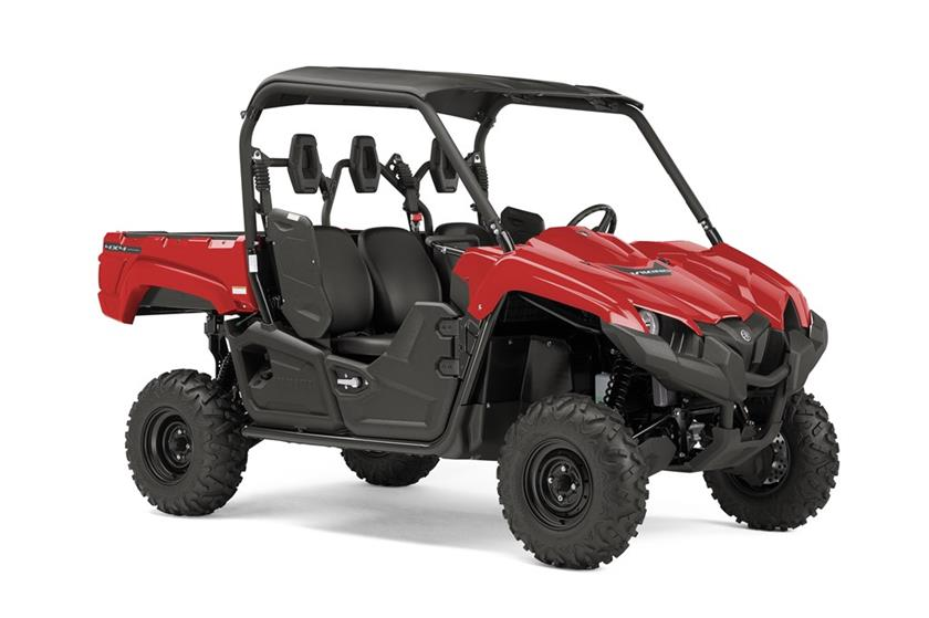 2018 Yamaha Viking in Belle Plaine, Minnesota