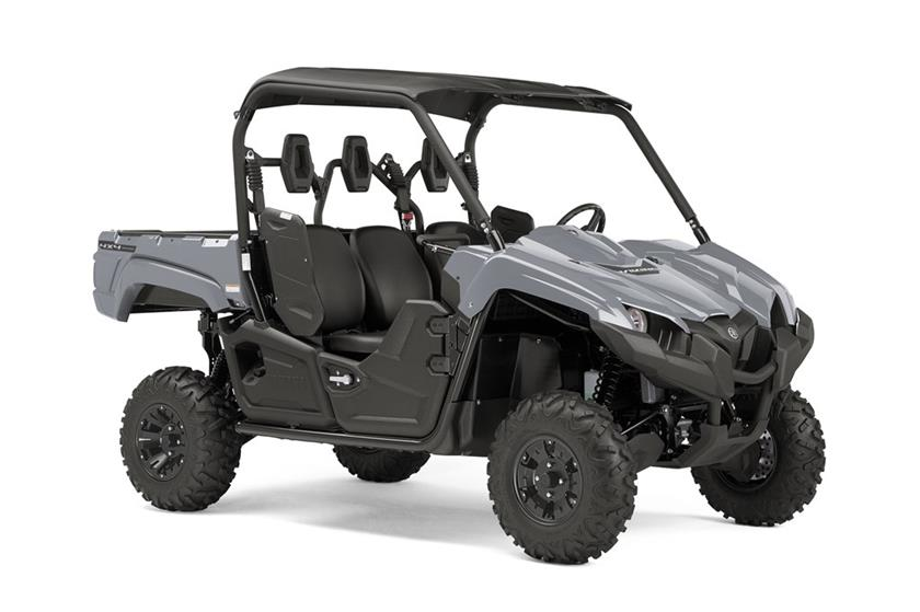 2018 Yamaha Viking EPS in Garberville, California