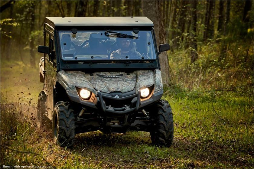 2018 Yamaha Viking EPS in Leland, Mississippi