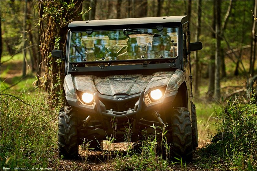 2018 Yamaha Viking EPS in Allen, Texas