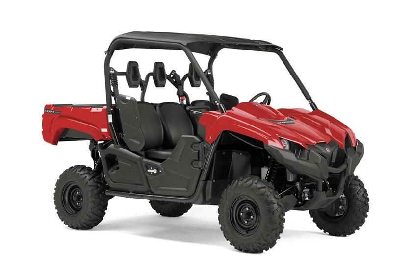 2018 Yamaha Viking EPS in Santa Maria, California