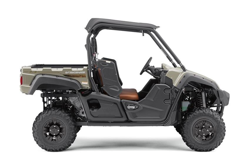 2018 Yamaha Viking EPS Ranch Edition in Phillipston, Massachusetts