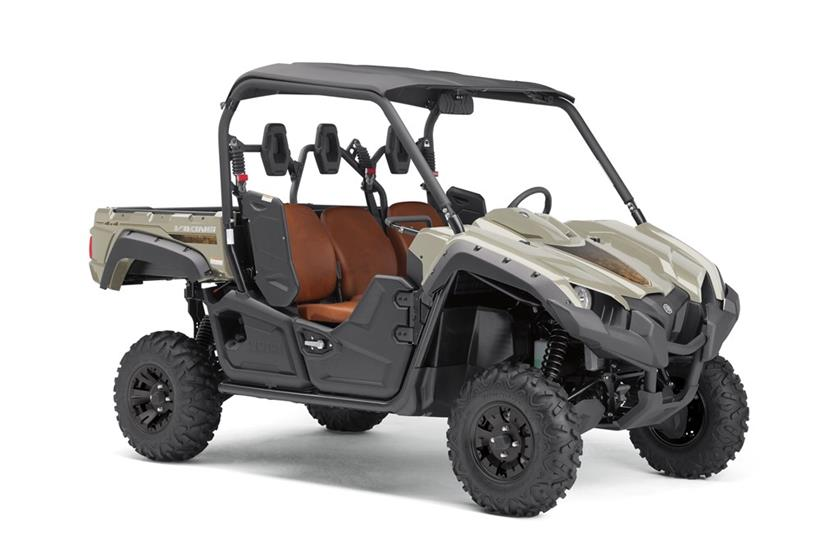 2018 Yamaha Viking EPS Ranch Edition in Garberville, California
