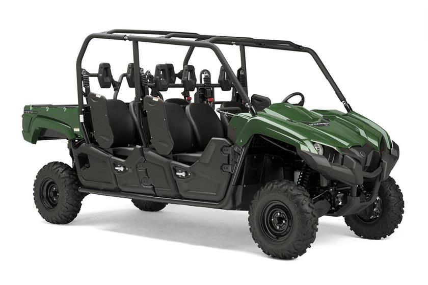 2018 Yamaha Viking VI EPS in Fairfield, Illinois