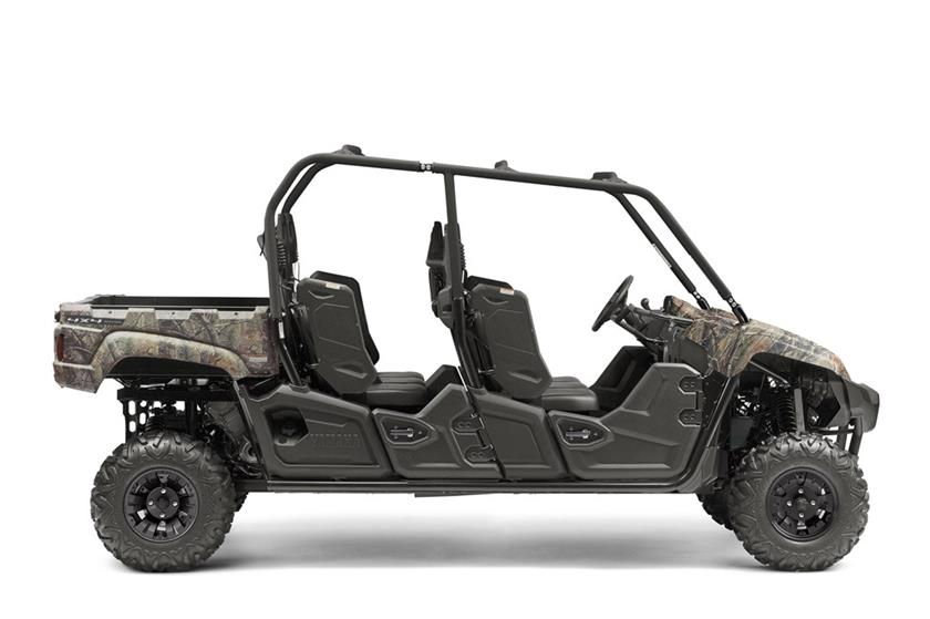 2018 Yamaha Viking VI EPS in Fontana, California