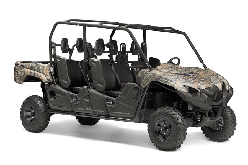 2018 Yamaha Viking VI EPS in Statesville, North Carolina