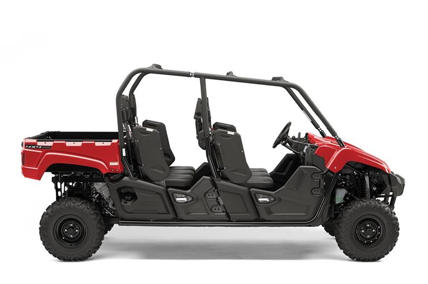2018 Yamaha Viking VI EPS in Darien, Wisconsin