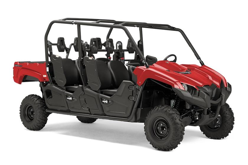 2018 Yamaha Viking VI EPS in Hickory, North Carolina