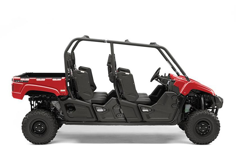 2018 Yamaha Viking VI EPS in Tamworth, New Hampshire