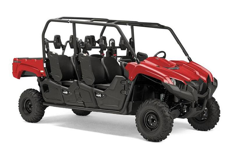 2018 Yamaha Viking VI EPS in Allen, Texas