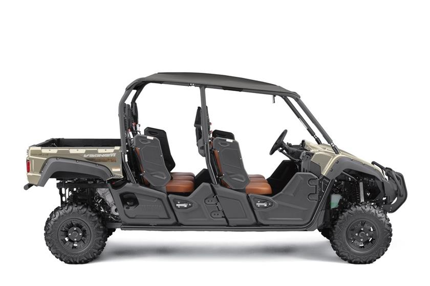 2018 Yamaha Viking VI EPS Ranch Edition in Billings, Montana