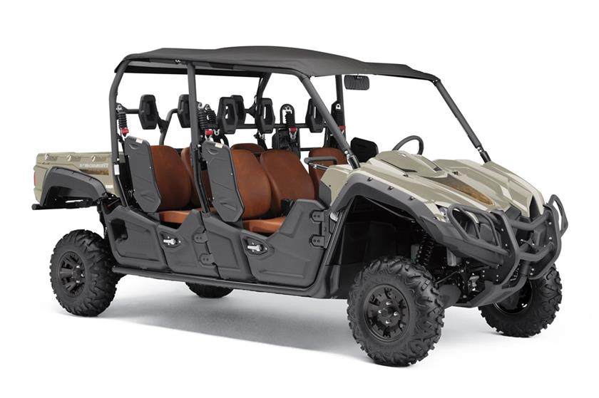 2018 Yamaha Viking VI EPS Ranch Edition in San Jose, California