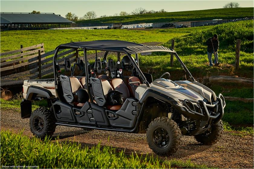 2018 Yamaha Viking VI EPS Ranch Edition in Ebensburg, Pennsylvania