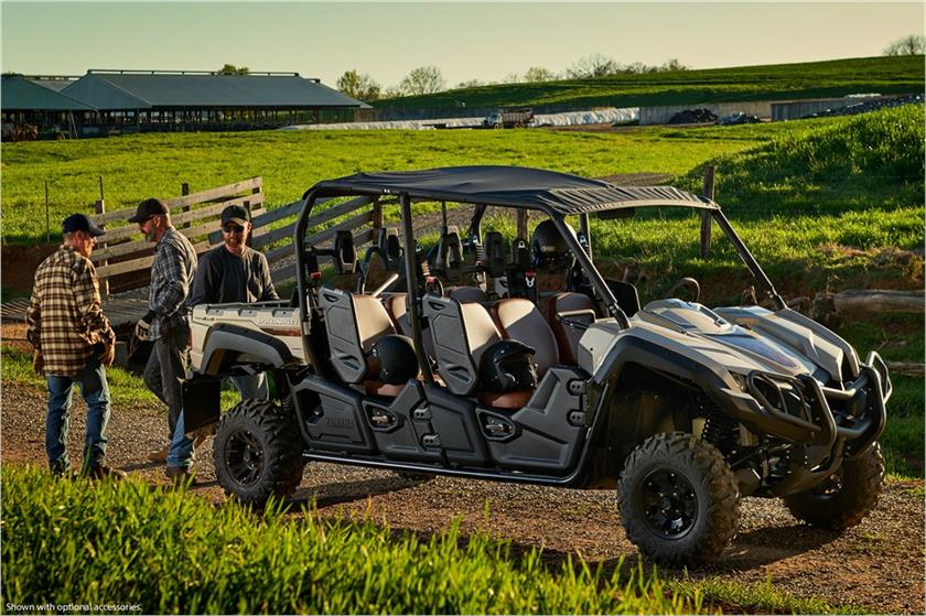 2018 Yamaha Viking VI EPS Ranch Edition in Unionville, Virginia