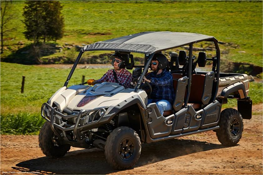 2018 Yamaha Viking VI EPS Ranch Edition in Palatka, Florida