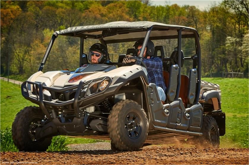 2018 Yamaha Viking VI EPS Ranch Edition in Goleta, California