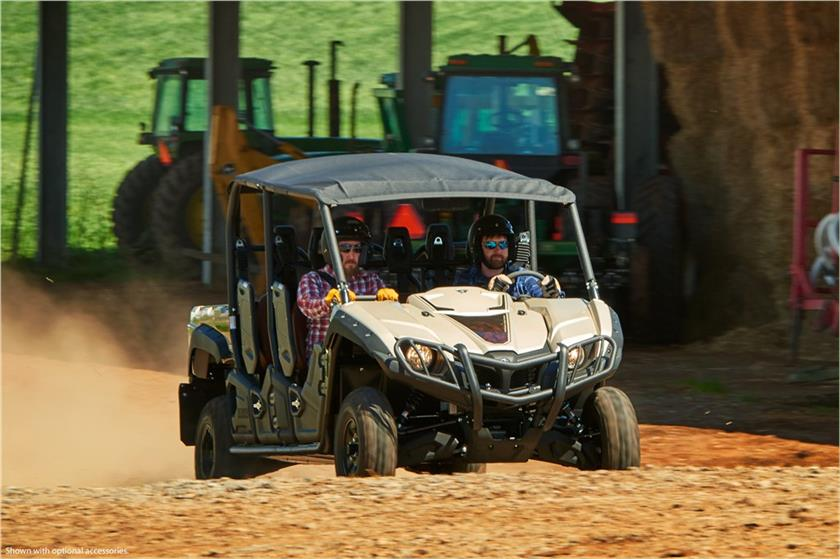 2018 Yamaha Viking VI EPS Ranch Edition in Jasper, Alabama