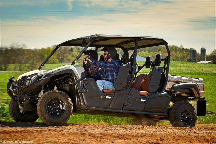 2018 Yamaha Viking VI EPS Ranch Edition in Middletown, New Jersey