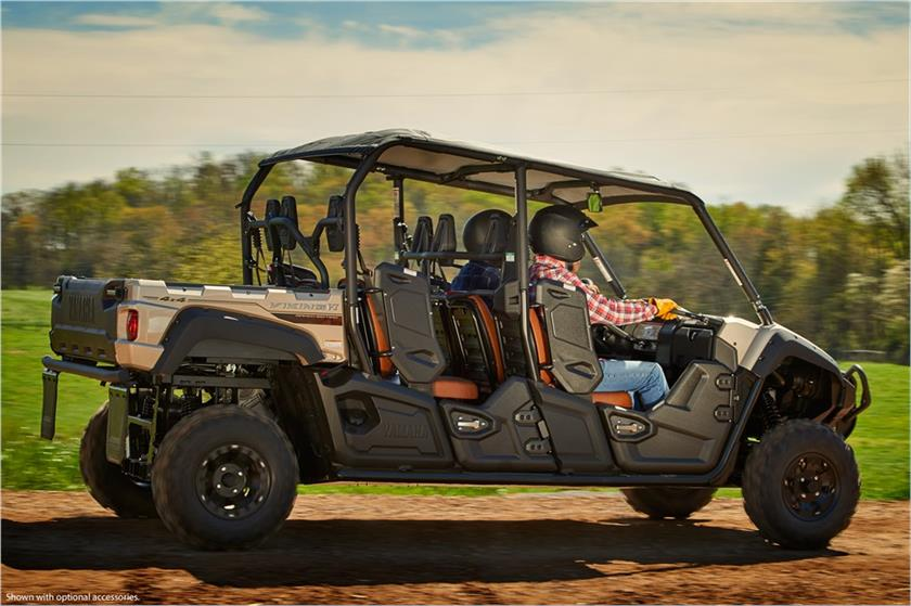 2018 Yamaha Viking VI EPS Ranch Edition in Las Vegas, Nevada