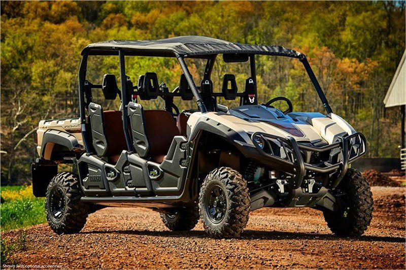 2018 Yamaha Viking VI EPS Ranch Edition in Johnson Creek, Wisconsin - Photo 3