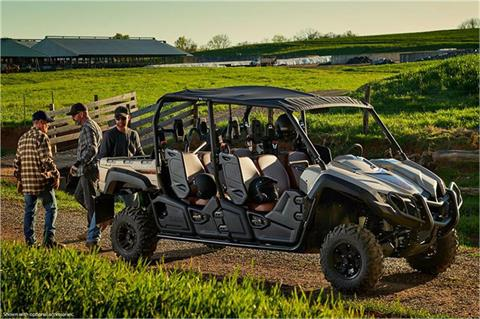 2018 Yamaha Viking VI EPS Ranch Edition in Derry, New Hampshire