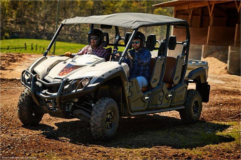 2018 Yamaha Viking VI EPS Ranch Edition in Waynesburg, Pennsylvania - Photo 7