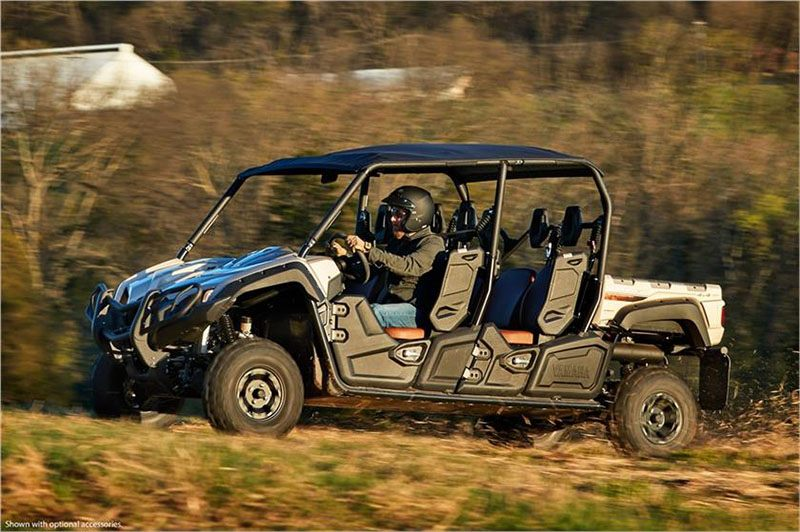 2018 Yamaha Viking VI EPS Ranch Edition in Leland, Mississippi