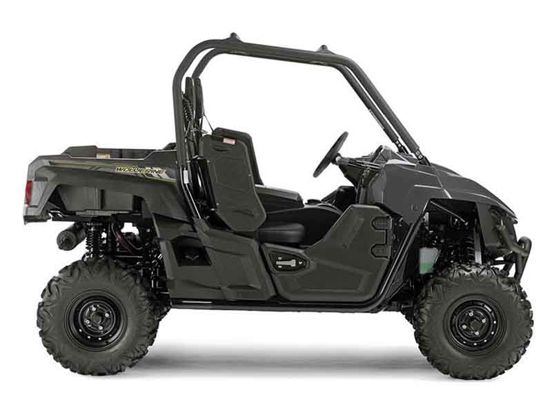 2018 Yamaha Wolverine in Fairfield, Illinois