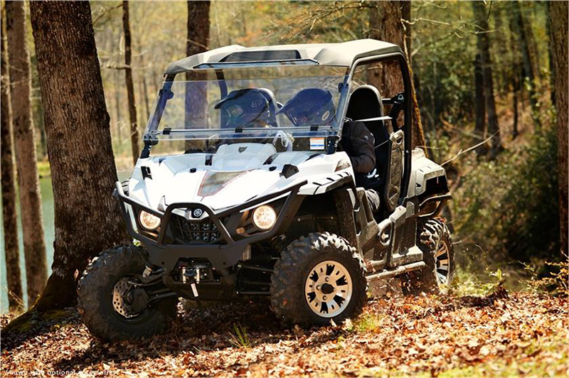 2018 Yamaha Wolverine R-Spec EPS in Statesville, North Carolina