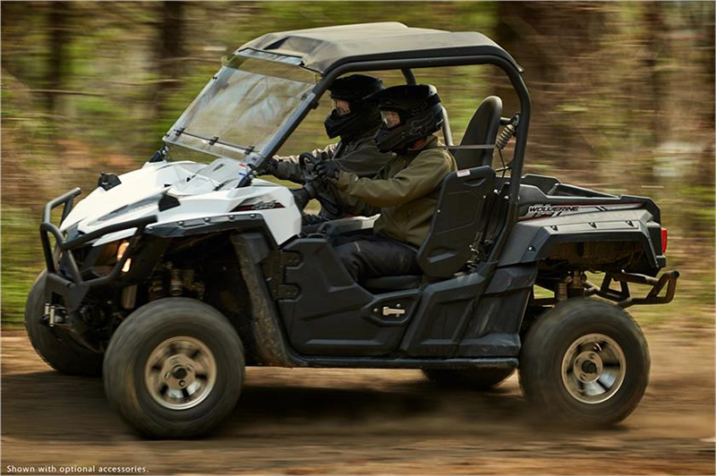 2018 Yamaha Wolverine R-Spec EPS in Johnson Creek, Wisconsin