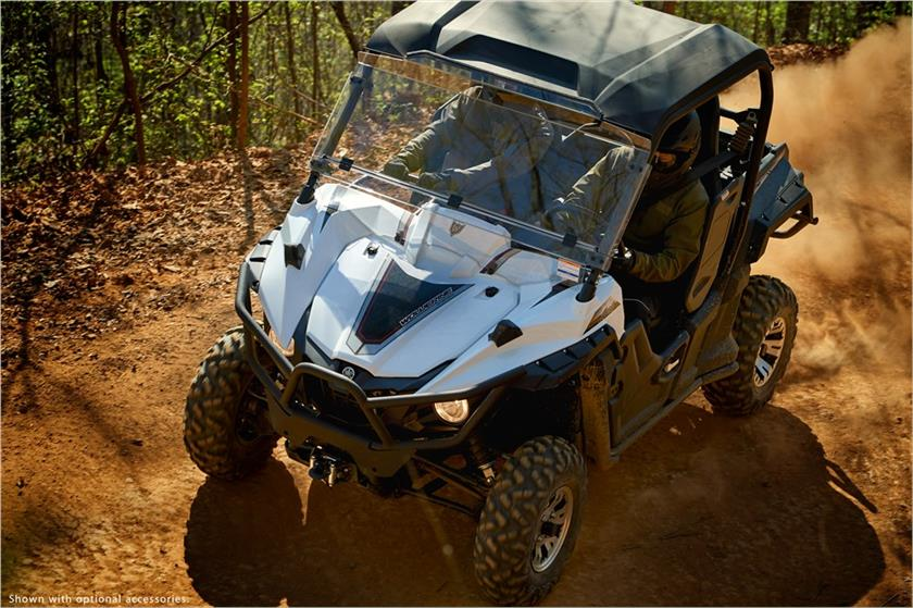 2018 Yamaha Wolverine R-Spec EPS in Sumter, South Carolina