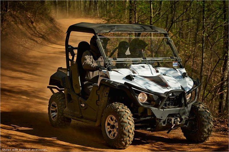 2018 Yamaha Wolverine R-Spec EPS in Mount Pleasant, Texas