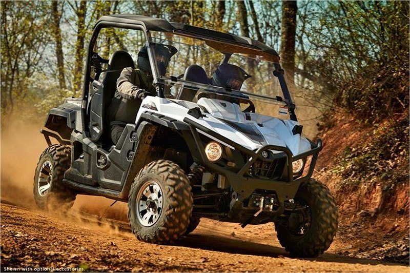 2018 Yamaha Wolverine R-Spec EPS in Greenville, North Carolina
